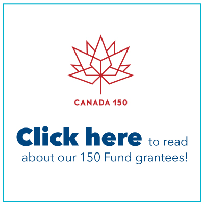Click here to read about our 150 fund grantees