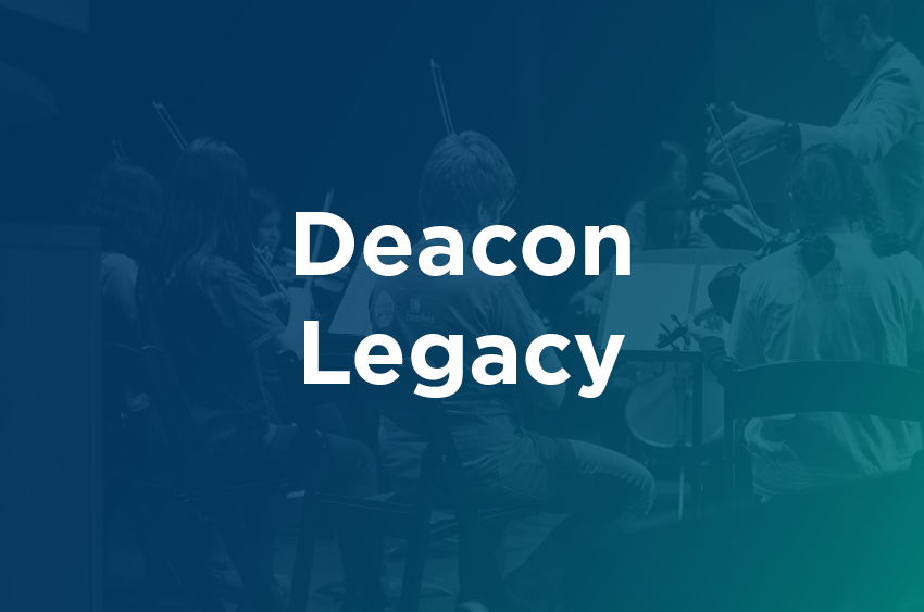 Deacon Legacy - Discover Comm Orgs