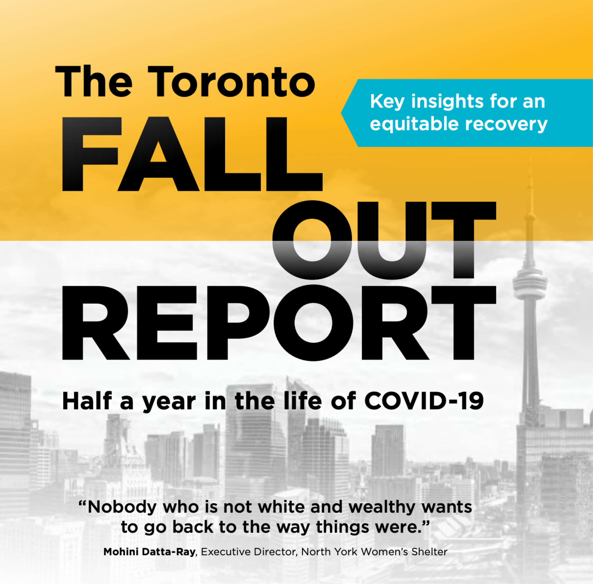 Cover of Fallout Report.