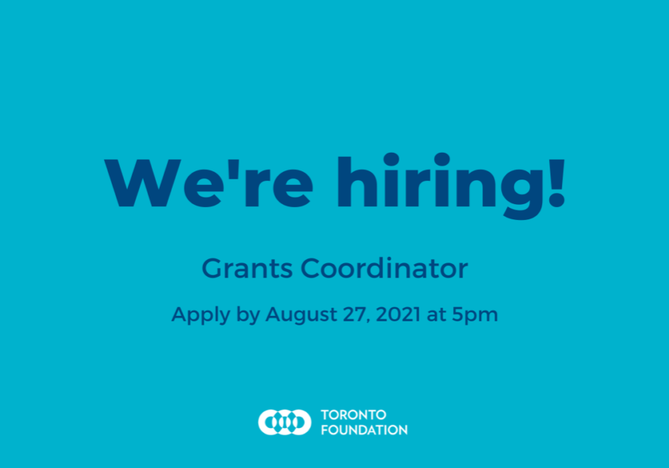 grants coordinatr job post featured image